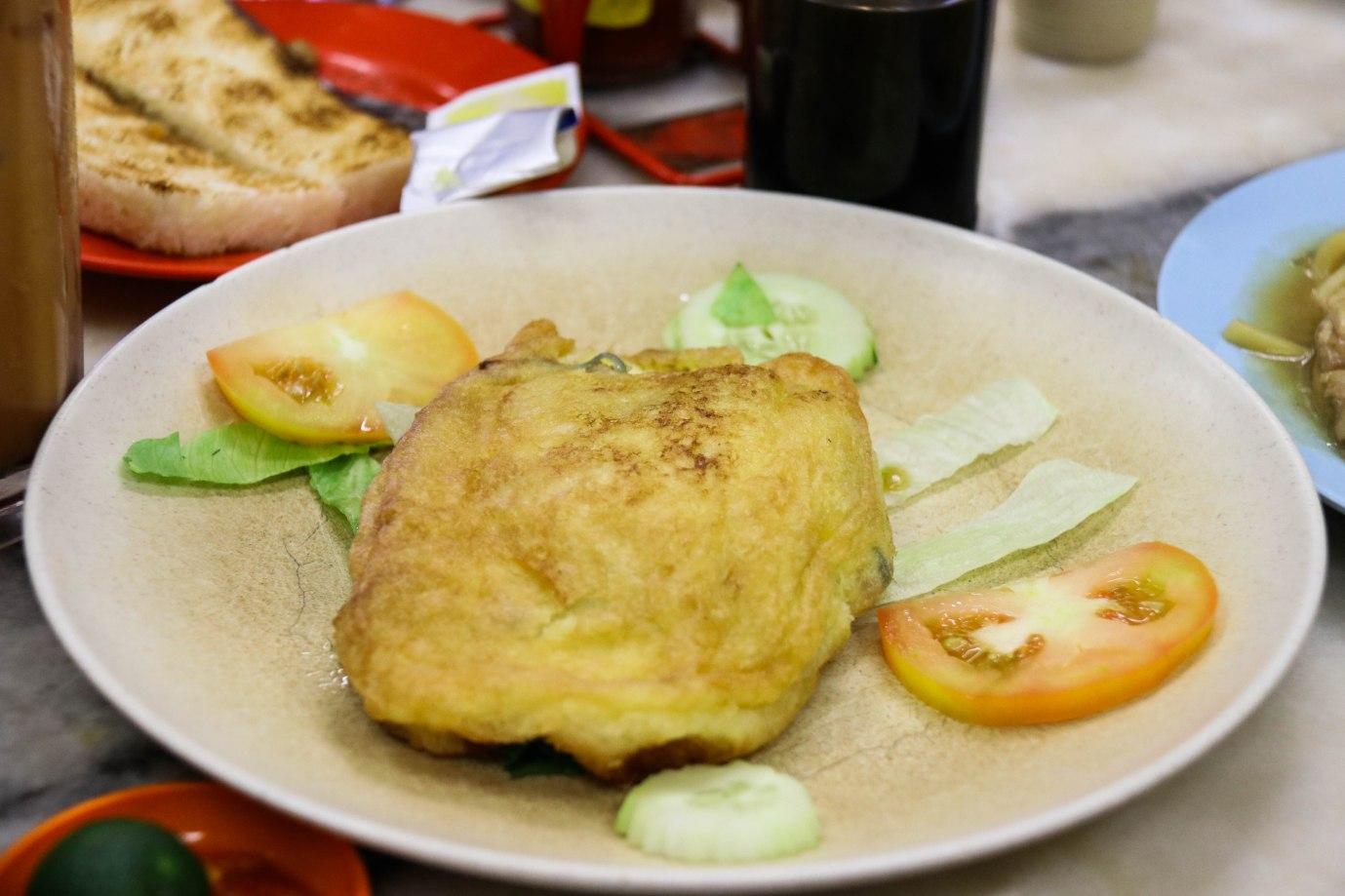Pork Bun/Roti Babi